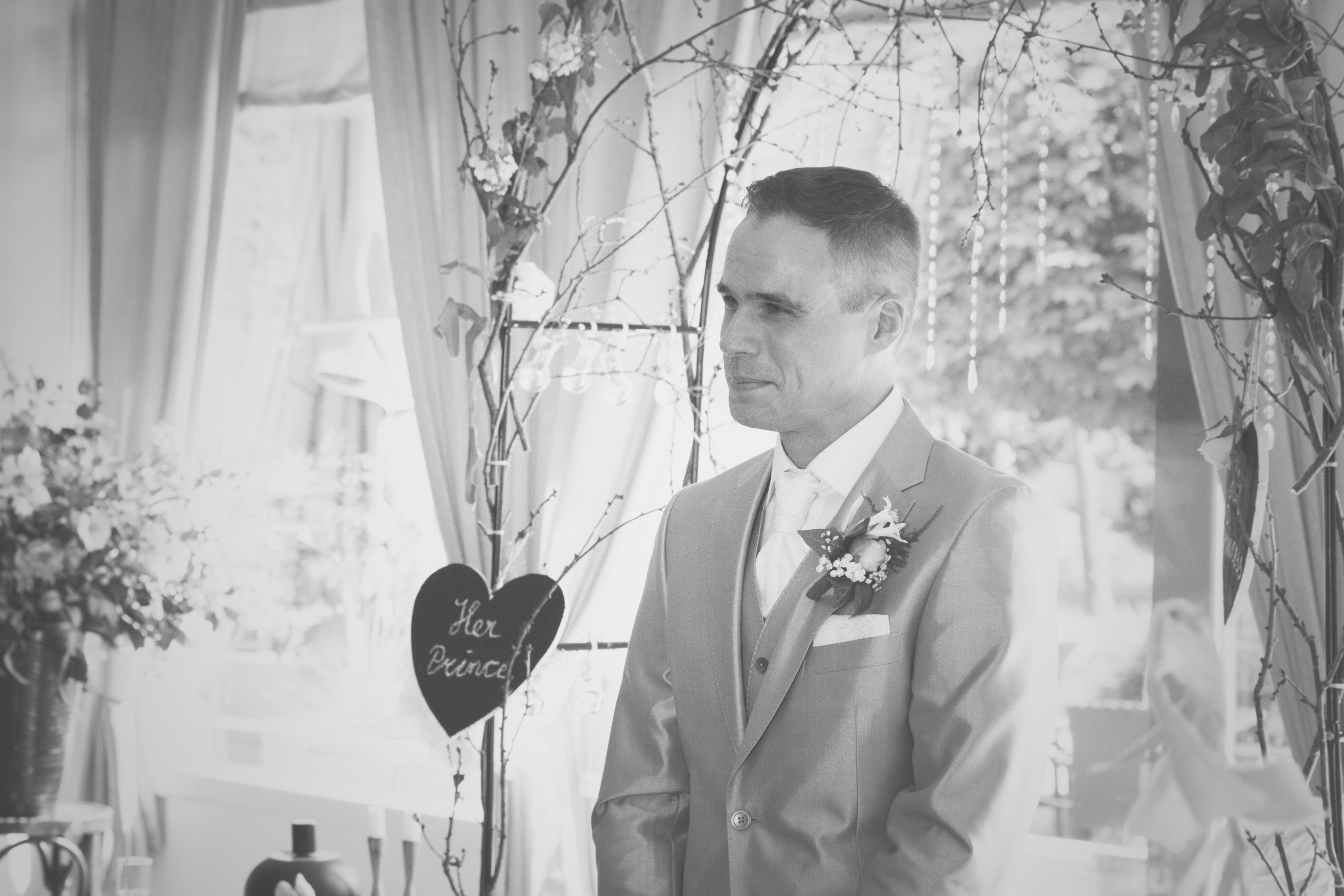 Mijn eerste bruiloft